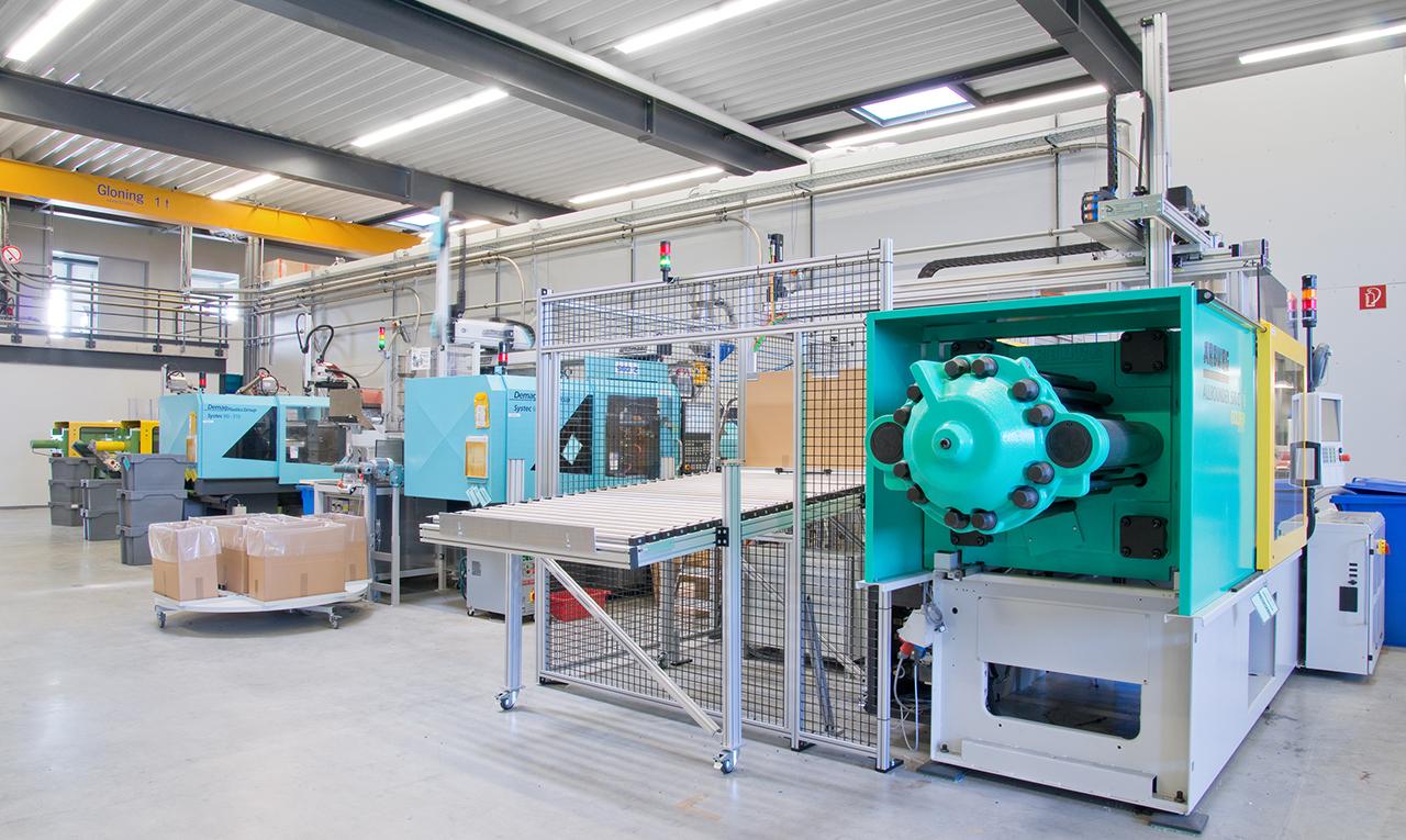 Plastic Injection Molding   Legrom GmbH