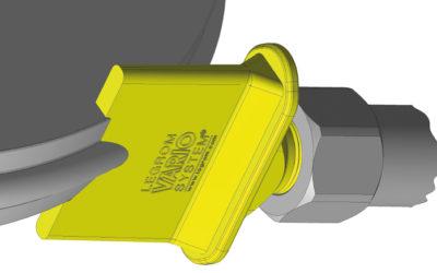 Flexible straight flow nozzle OUTLINEFLEX